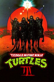 Teenage Mutant Ninja Turtles III - movie with Vivian Wu.