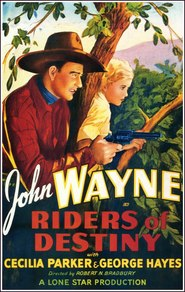 Riders of Destiny is the best movie in Cecilia Parker filmography.