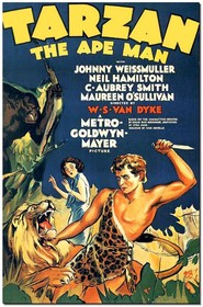 Tarzan the Ape Man is the best movie in Johnny Weissmuller filmography.
