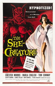 The She-Creature is the best movie in Tom Conway filmography.