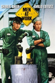 Men at Work - movie with Charlie Sheen.