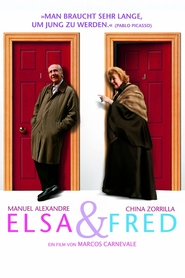Elsa y Fred - movie with Marcello Mastroianni.