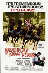 Hercules in New York is the best movie in Taina Elg filmography.