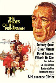 The Shoes of the Fisherman - movie with Anthony Quinn.