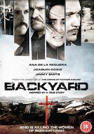 El traspatio is the best movie in Ana de la Reguera filmography.