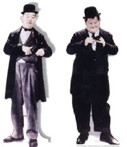Hustling for Health - movie with Stan Laurel.