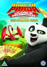 Kung Fu Panda: Legends of Awesomeness - movie with Lucy Liu.