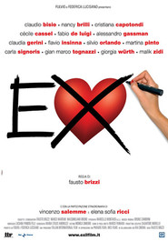 Ex - movie with Gianmarco Tognazzi.