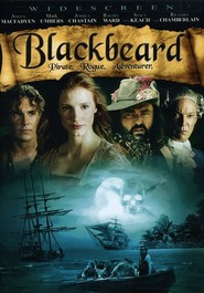 Blackbeard - movie with Nigel Terry.