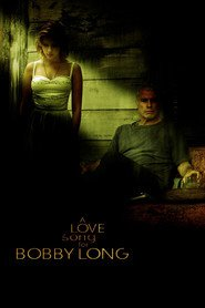 A Love Song for Bobby Long - movie with John Travolta.