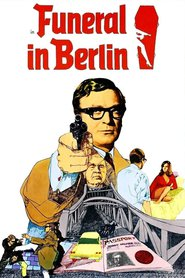 Funeral in Berlin - movie with Michael Caine.