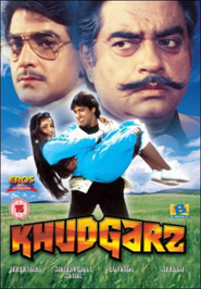 Khudgarz - movie with Jeetendra.