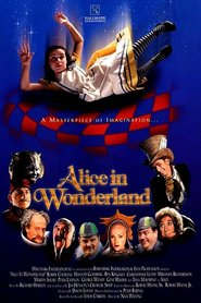Alice in Wonderland - movie with Christopher Lloyd.