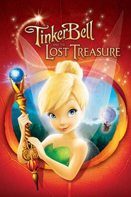 Tinker Bell and the Lost Treasure - movie with Lucy Liu.