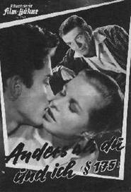 Anders als du und ich is the best movie in Herbert Hubner filmography.