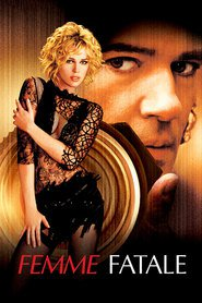 Femme Fatale - movie with Antonio Banderas.