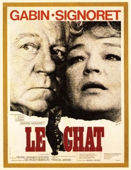 Le chat is the best movie in Jean Gabin filmography.