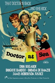 Doctor at Sea is the best movie in Brigitte Bardot filmography.