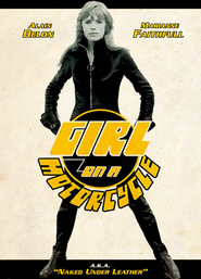 The Girl on a Motorcycle - movie with Alain Delon.