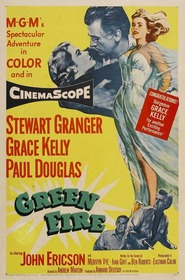 Green Fire is the best movie in Paul Douglas filmography.