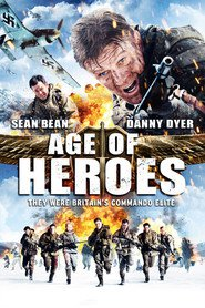 Age of Heroes - movie with Sean Bean.