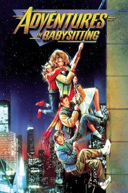 Adventures in Babysitting - movie with Vincent D'Onofrio.