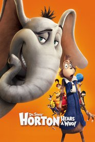 Horton Hears a Who! is the best movie in Jim Carrey filmography.
