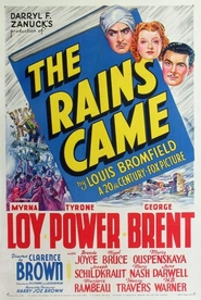 The Rains Came - movie with Joseph Schildkraut.