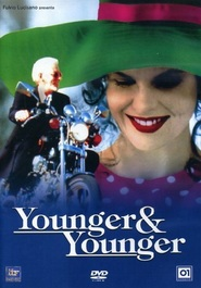Younger and Younger - movie with Donald Sutherland.