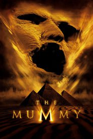 The Mummy - movie with Jonathan Hyde.
