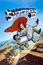 Superman III - movie with Robert Vaughn.
