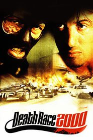 Death Race 2000 - movie with Sylvester Stallone.