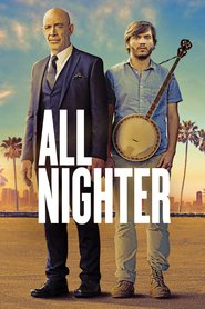 All Nighter - movie with J.K. Simmons.