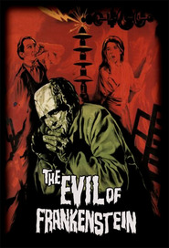 The Evil of Frankenstein - movie with Peter Cushing.