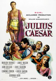 Julius Caesar - movie with Louis Calhern.