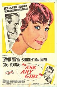 Ask Any Girl - movie with David Niven.