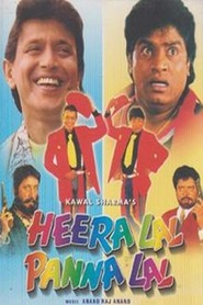 Heera Lal Panna Lal - movie with Johnny Lever.