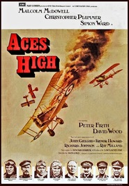 Aces High - movie with Peter Firth.