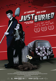Just Buried - movie with Graham Greene.