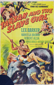 Tarzan and the Slave Girl - movie with Anthony Caruso.