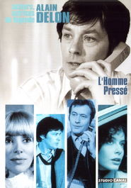 L'homme presse - movie with Alain Delon.