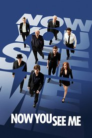 Now You See Me - movie with Michael Caine.