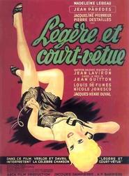 Legere et court vetue - movie with Louis de Funes.