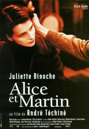 Alice et Martin - movie with Mathieu Amalric.