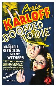 Doomed to Die is the best movie in Henry Brandon filmography.