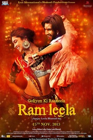 Goliyon Ki Rasleela Ram-Leela is the best movie in Richa Chadda filmography.