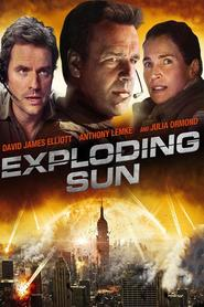 Exploding Sun - movie with Natalie Brown.