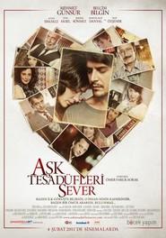 Ask tesadufleri sever is the best movie in Ayda Aksel filmography.