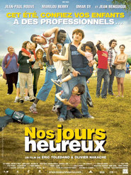 Nos jours heureux - movie with Lannick Gautry.