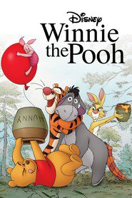 Animation movie Winnie the Pooh.
